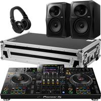 Image of Pioneer DJ XDJXZ & VM50 Case Bundle 2