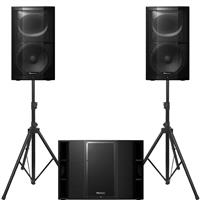 Thumbnail image of Pioneer DJ XPRS 12 & 1 x XPRS 215S Package