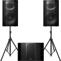 Image of Pioneer XPRS 15 & 1 x XPRS 215S Package